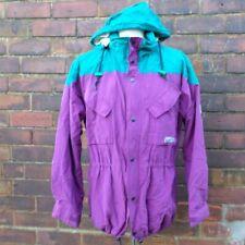 Jack Wolfskin Vintage Jacket Coat Green Purple Retro 90s? Men's Size L