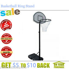 Basketball Ring Stand with Adjustable Height 165cm ~ 205cm