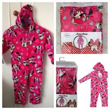Minnie Mouse Childrens One-Piece/ Jump Suite/ PJ's Ages 2-3