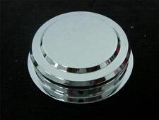 VMS RACING CNC BILLET ALUMINUM CHROME RADIATOR CAP COVER FOR 05-08 FORD MUSTANG