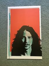 Chris Cornell Record Store Promo Art Print
