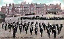 Wolverhampton. The Royal Orphanage. Boys at Drill by Tuck.