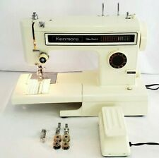 Sears Kenmore 158.1340281 Ultra Stitch 6 Sewing Machine & Pedal Free Arm ZigZag