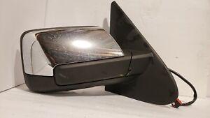2007 2008 LINCOLN NAVIGATOR RIGHT PASSENGER SIDE POWER FOLD DOOR MIRROR CHROME