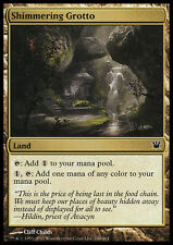 MTG 4x SHIMMERING GROTTO - GROTTA SCINTILLANTE - ISD - MAGIC
