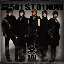 SS501 -  SS501 S.T 01 Now (Vol. 1) CD+Photo Booklet K-POP KPOP