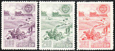 China  Sct.# 1308-10 (2) -- 1961 AGRICULTURAL CENSUS MNH  !!