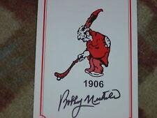 Bobby Nichols Canadian Open Winner Signed  Scorecard