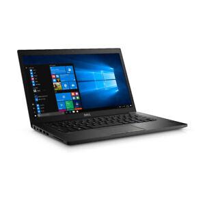 """Dell Latitude 7480 Intel Core i7 7600U, 16GB RAM,  256GB SSD, 14"""" Full HD IPS"""