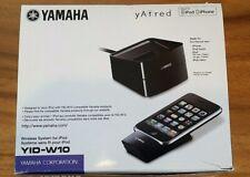 NIB Yamaha YID-W10 Wireless System for iPod, 30-Pin New iPod & iPhone Dock