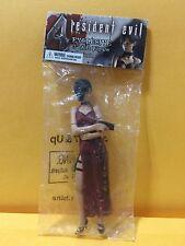 RARE Resident Evil 4 Capcom Figurine Exclusive 3in Ada Wong Mini Action Figure