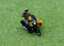 OO/HO gauge Painted 1950's AA Motorcycle Patrol - P&D Marsh PDZ104 free post F1