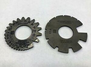Brown and Sharpe - Screw Thread Tool Gage/Standard Screw Thread Gage