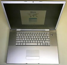 "Apple MacBook Pro 17"" A1212 2.33GHz Core 2 Duo 4GB RAM 500GB SSHD 10.7 Lion"
