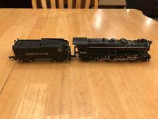 American Flyer Train 312 AC 4-6-2 Diecast Steam Locomotive & Tender w/smoke RUNS