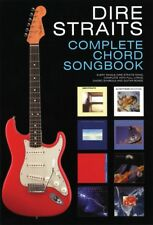 Dire Straits Complete Chord Songbook Sheet Music Guitar Chord Book 000701209