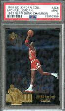 1995 Upper Deck Collection Slam Dunk Champion #JC6 Michael Jordan PSA 9 52955359