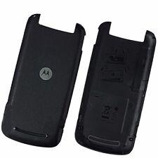 echte Original-Akku Rückschale für Motorola Gleam+ W308 - schwarz