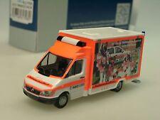 Rietze Wietmarscher Ambulanz Sanitätsschule Nord - 61798 - 1/87