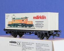 Marklin  Wagon couvert SERIE SPECIALE 1996