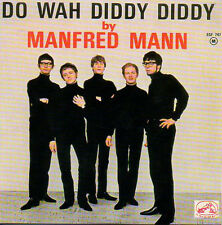 ★☆★ CD Single MANFRED MANN Do wah diddy diddy 4-track CARD SLEEVE   ★☆★