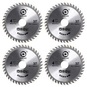 Saw Blade Disc for Angle Grinder TCT Wood Cutting Discs Circular 30/40 Teeth HOT