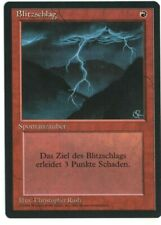 Lightning Bolt FBB Revised German MTG NM-