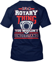 Muscle Car Lovers A Rotary Thing - Na It's You Hanes Tagless Tee T-Shirt