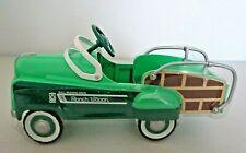 "Hallmark ""1958 Murray Station Wagon"",Kiddie Car,Pedal Style,Diecast,1/24,Mib"
