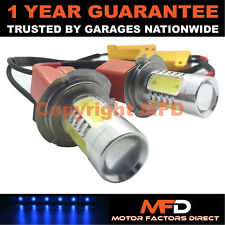 2X CANBUS BLUE H7 CREE LED MAIN BEAM BULBS FOR PEUGEOT 206 207 208 407 508 807