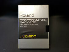 Roland Performance Package MRP-500 for MC-500 Package New! Free Shipping!