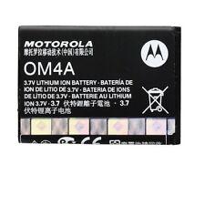 GENUINE OM4A BATTERY FOR MOTOROLA EX211 EX210 GLEAM WX308 WX180 WX280 WX260