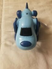 NEW Blue SPACE ROBOT DOG Barks Pants SOUNDS LIGHTS Flashes New Puppy