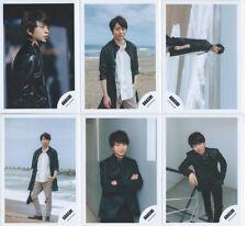 "Arashi ""Untitled"" Official photo Set of 6(Sakurai Sho)NEW"
