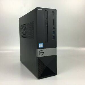 Windows 10 Dell Vostro 3268 Desktop PC Computer Intel Core i3 7th Gen 4GB 1TB
