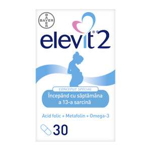 Elevit 2, 30 soft capsules, Bayer
