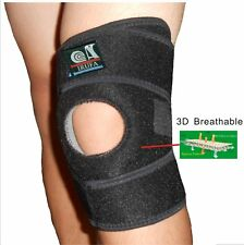 IRUFA 3D Breathable Fabric Knee Brace Support Wrap Stabilizer ACL Pain Relief