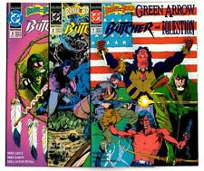 The Brave and the Bold #1-6 (1991) DC VF/NM to NM- Green Arrow