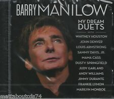 BARRY MANILOW - MY DREAM DUETS     *NEW & SEALED CD ALBUM*