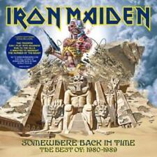 Iron Maiden : Somewhere Back in Time CD (2008)