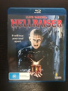 Hellraiser Bluray