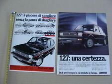 Pubblicità Fiat 127 sport 70 hp