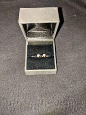 18c Yellow Gold And Diamond Earrings