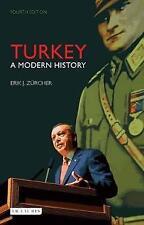 Turkey: A Modern History by Erik J. Zurcher (Paperback, 2017)