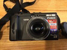 Canon PowerShot G5 Point and Shoot Digital Camera