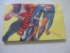 1996 Centennial Olympic FDC Postcard Set *Unopened!* First Day Cover