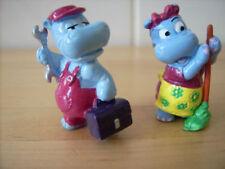 Happy Hippos Einzelfigur aus Überraschungseiern zum Sammeln