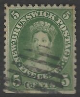 New Brunswick #8b Used F CV$37.50