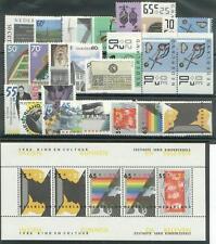 jaargang 1986 postfris (MNH) met kindblok