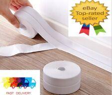 Self Adhesive Waterproof Sealing Strip Kitchen Wall Corner Sink Edge Bath Tape